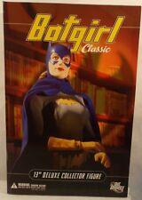 "DC Direct 13"" Deluxe Collector Edition Classic Batgirl Blue Gray Barbara Gordon"