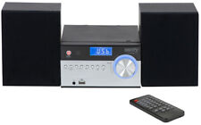 Design Musikanlage Mini HiFi Anlage Kompaktanlage Stereoanlage Microanlage