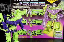 Transformers G1 Devastator reissue 26CM brand New