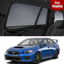 SUBARU WRX/ STI V1 2014-2018 Magnetic Rear Car Window Sun Blind Sun Shade Mesh