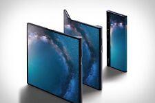 """New listing Huawei Mate X 5G 512Gb 8Gb Ram 8.00"""" Oled Screen Kirin 980 Leica 40Mp FedEx 2Day"""