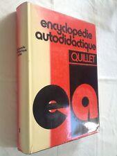 Encyclopédie Autodidactique Quillet En 7 Volumes