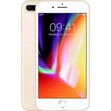 Apple iPhone 8 Plus LTE 128GB gold Oro Garanzia 12 Mesi Apple No Brand Nuovo