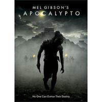 Apocalypto (DVD, 2007) - Mel Gibson Rare OOP Region 1 USA  NEW & SEALED*
