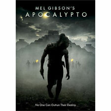 Apocalypto (DVD, 2007) - Mel Gibson Rare OOP Region 1 USA  NEW & SEALED