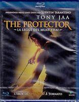 Blu-ray **THE PROTECTOR ♦ LA LEGGE DEL MUAY THAI** nuovo 2007