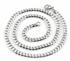 Men's Stainless Steel Chains and Necklaces