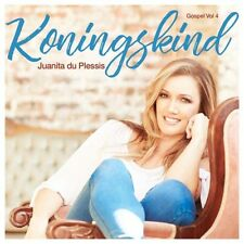 Juanita du Plessis: Koningskind – Gospel Album Vol. 4 (CD)