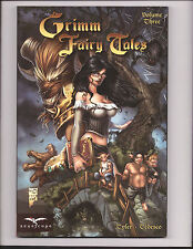 Grimm Fairy Tales Vol 3 Softcover Trade TPB (#13 14 15 16 17 18) Zenescope 2010