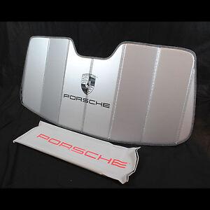 Genuine Porsche Sunshade / Sunshield Cayenne 2003-2018