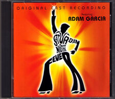 SATURDAY NIGHTFEVER Original Cast Musical Bee Gees ADAM GARCIA Disco Inferno CD