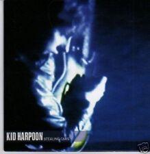(569X) Kid Harpoon, Stealing Cars - DJ CD