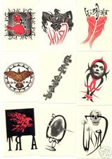 The Crow: City of Angels 10 Tattoo Inserts