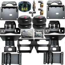 Rear Suspension Air Bag Towing Kit 1999 - 2010 Ford F250 2wd & 4wd Over Load