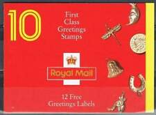 Engeland booklet KX2 MNH 1991 - Greeting Stamps