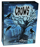 CROWS - A Family Fun Tile Board Game Tyler Sigman NEW/SEALED/SHIP$0/SHIPS INT'L!