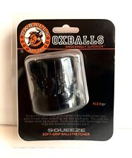 Oxballs Squeeze Soft Grip Ballstretcher Adult Male Sex Toy