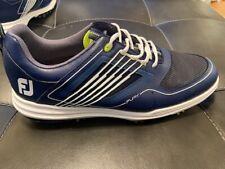 FootJoy Fury golf shoes  13M - Blue/White