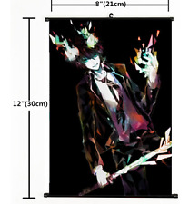 Japan Anime Ao no Exorcist okumura rin Wall Scroll Poster cosplay 1573