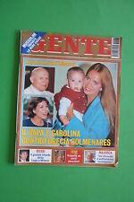 GENTE 26/1993 GRECIA COLMENARES GABRIELLA CARTERIS PAOLA SALUZZI MINNIE MINOPRIO