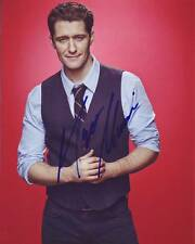 Matthew Morrison Signed Autographed 8x10 Glee Will Schuester Photograph
