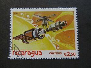 NICARAGUA - LIQUIDATION STOCK - EXCELENT OLD POSTCARD - 3375/02
