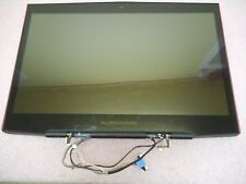 """Dell Alienware M17x R4 R3 17.3"""" WUXGA FHD LCD Screen Complete with Housing *Red*"""