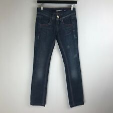 Miss Sixty Jeans - Moody Slim Fit Dark Wash - Tag Size: 25 (28x32) - #4918