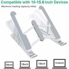 New listing Portable Adjustable Laptop Stand Notebook Tablet Holder Foldable Computer Desk