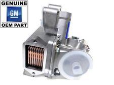 01-16 OEM GM Chevrolet 6.6L Duramax Engine Oil Cooler Assembly 19210615 (2295)