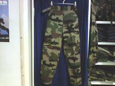 Pantalon guérilla camouflé c/e Armée Française taille 46 treillis centre europe