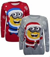 Unisex Men Women Ladies XMAS Party Novelty Vintage Christmas Jumper Sweater