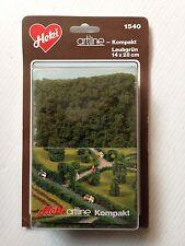 Heki 1540, Compact Leaves, Dark Green, New Mint In Box