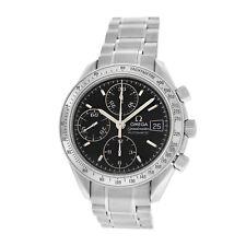 Omega Speedmaster 3513.50 мужской хронограф из нержавеющей стали, автоматические часы 39 мм