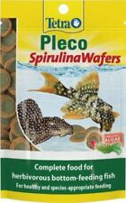 Tetra Pleco Spirulina Wafers 42g, 85g ,150g