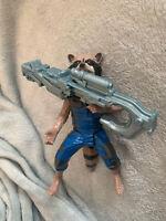Rocket Raccoon 6 Inch Action Figure With Weapon - 2014 Hasbro