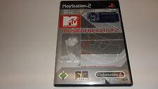 PlayStation 2  PS 2  MTV Music Generator