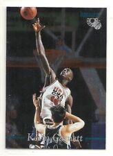 1995 Classic Rookies Foil Basketball - #5  - Kevin Garnett - Team USA