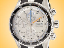 EDOX Grand Ocean Automatic Chronograph Stainless Steel Men's Watch