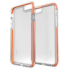 Gear4 Icebox D30 Case Cover for Apple iPhone 6 Plus / 6S Plus - Clear / Orange