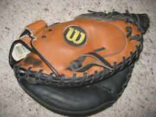 "New listing 31"" Wilson PRO 500 Catcher's Mitt Game Ready"