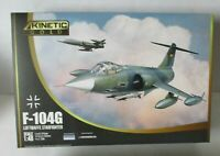 Kinetic Gold 1/48 F-104G Starfighter