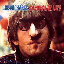 "Lee Michaels:  ""Carnival Of Life""  (CD)"
