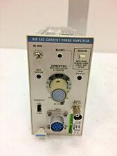 Tektronix Am 503 Current Probe Amplifier Plug In Module