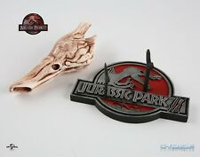 Jurassic Park III 3 Chronicle Collectibles Velociraptor Resonating Chamber