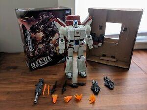 Transformers Siege war for Cybertron Jetfire