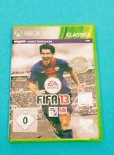 Xbox 360 Juego-FIFA 13-en OVP