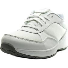 Zapatillas deportivas de mujer de tacón medio (2,5-7,5 cm) de color principal blanco sintético