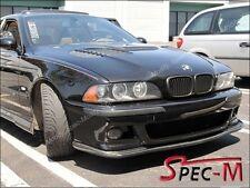 Carbon Front Bumper Lip Spoiler for 1997-2002 BMW E39 M5 HM Style CF