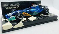 Minichamps 1/43 Sauber Petronas C24 J. Villeneuve 2005 400050011